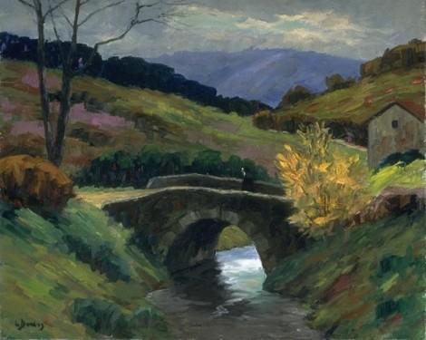 Bridge on the Nivelle