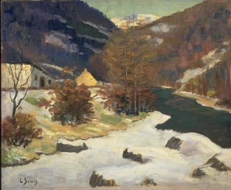 Jura Snowfall