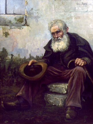 The Old Beggar